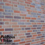 661 Клинкерный кирпич Feldhaus Klinker вид 2