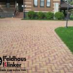 249 Тротуарная плитка Feldhaus Klinker вид 1