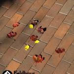 403 Тротуарная плитка Feldhaus Klinker вид 2